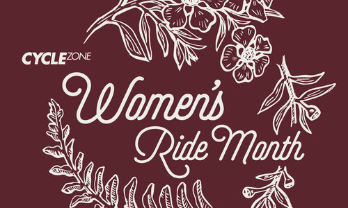 Women's Ride Month 2020
