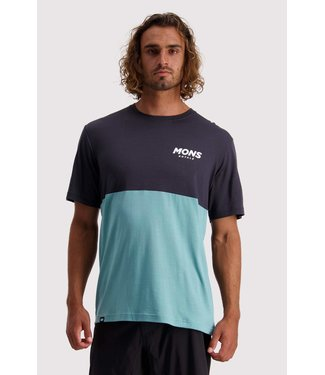 Mons Royale Mens Tarn Freeride T 9 Iron/ Sage