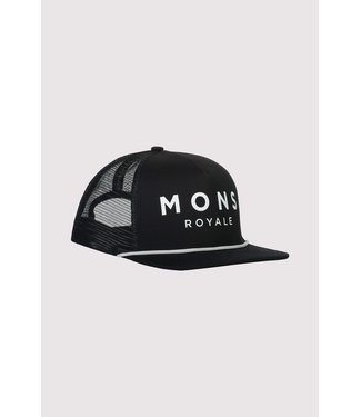 Mons Royale The ACL Trucker Cap Black