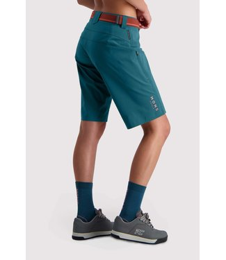Mons Royale Virage Bike Shorts Deep Teal