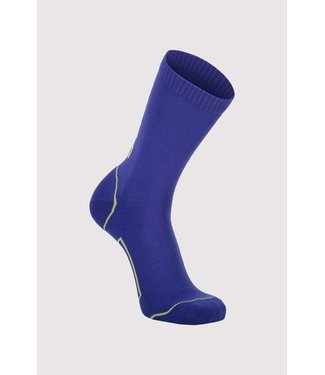 Mons Royale Mens Tech Bike Sock 2.0 Ultra Blue