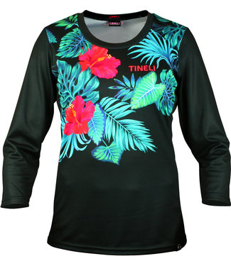 Tineli Tropical 3/4 Trail Jersey