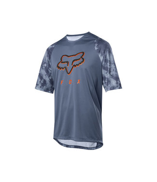 Fox Defend SS Jersey Elevated Blue Steel
