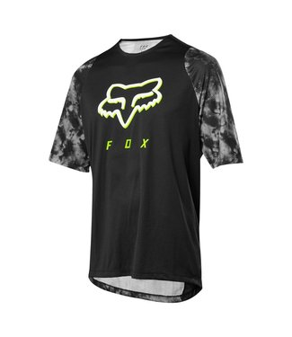 Fox Defend SS Jersey Elevated Black