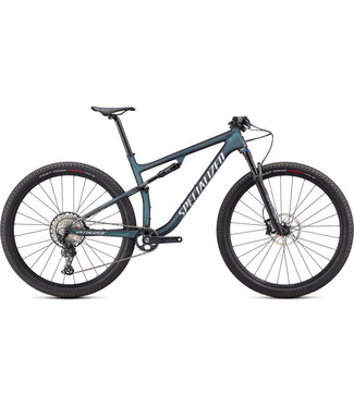 Specialized EPIC COMP SATIN CARBON/OIL CHAMELEON/FLAKE SILVER