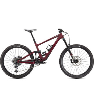 Specialized Enduro FSR Expert Carbon - SATIN MAROON / WHITE MOUNTAINS