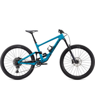Specialized Enduro Comp Carbon  - GLOSS AQUA / FLO RED / SATIN BLACK