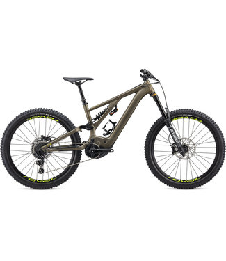 Specialized Turbo Kenevo Comp - Gunmetal/Hyper Green