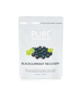 Pure Sports Nutrition 200g Blackcurrant Recovery Pouch