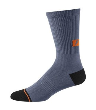 "Fox 8"" Trail Sock - Blue Steel"