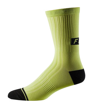 "Fox 8"" Trail Sock - Sulphur"