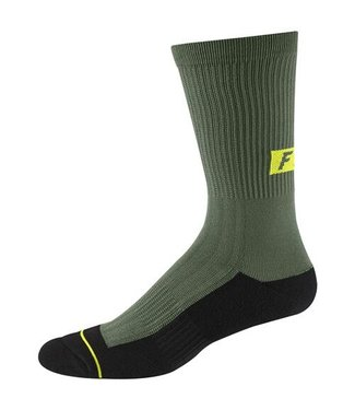 "Fox 8"" Trail Sock - Pine"
