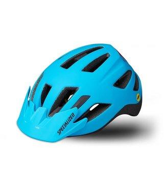 Specialized Shuffle Child LED Helmet - Nice Blue