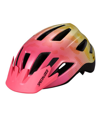 Specialized Shuffle Youth - Yellow/Acid Pink Terrain
