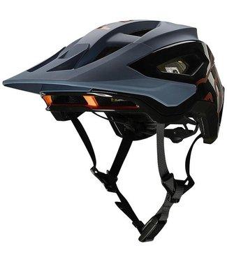 Fox Speedframe Pro Helmet - Blue Steel