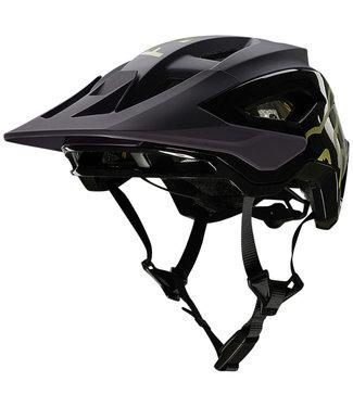 Fox Speedframe Pro Helmet - Dark Purple