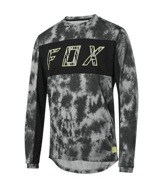 Fox Ranger Dri Release Elevated Jersey Black