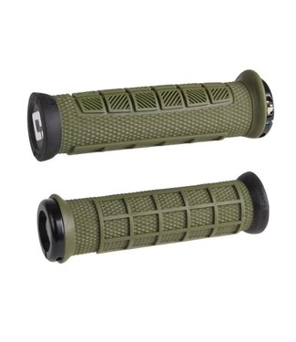 ODI Elite Pro V2.1 Grip Army Green