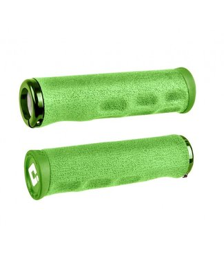 ODI F-1 Series Dread Lock Grip Green