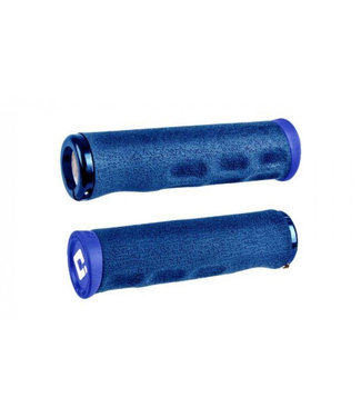 ODI F-1 Series Dread Lock Grip Blue