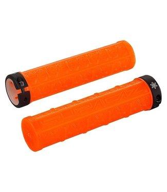SUPACAZ Grizips - Neon Orange Clear