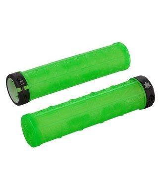 SUPACAZ Grizips - Neon Green Clear