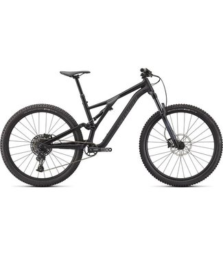 Specialized Stumpjumper Alloy - SATIN BLACK / SMOKE