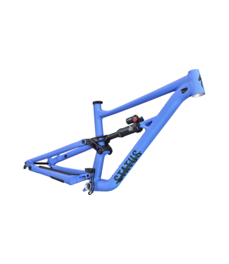 Specialized STATUS 160 Frame  Sky Blue/Cast Battleship