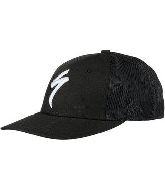 Specialized New Era Trucker Hat S-Logo Blk/Dovgry Osfa