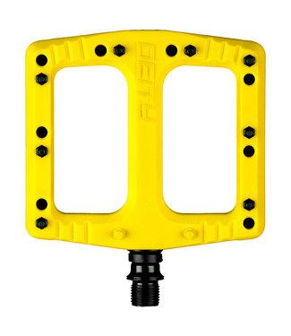 Deity Deity Deftrap Pedal Yellow OS