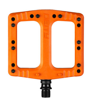 Deity Deity Deftrap Pedal Orange