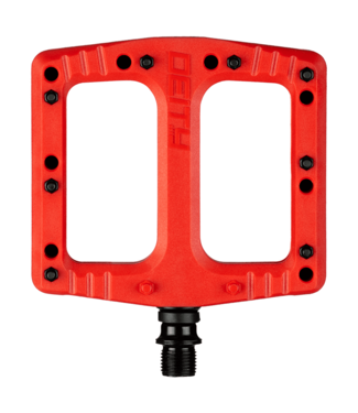 Deity Deftrap Pedal - Red