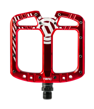 Deity TMAC Pedals - Red