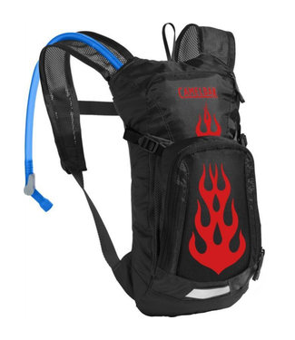 Camelbak Mini Mule Pack 1.5L - Black/Flame
