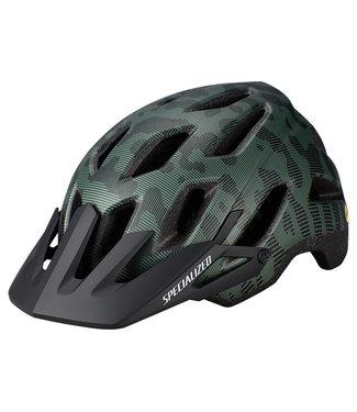 Specialized Ambush Comp ANGi MIPS Helmet Sage Green/Black Terrain