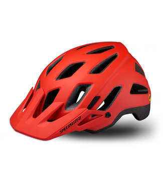 Specialized Ambush Comp ANGi MIPS Helmet Rocket Red