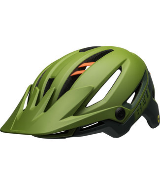 Bell Sixer MIPS - Green/Infrared