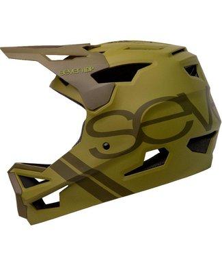 7iDP Project 23 ABS Helmet Army Green/Gloss DkGrn