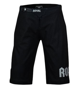 Royal Racing Race Short Black Heather