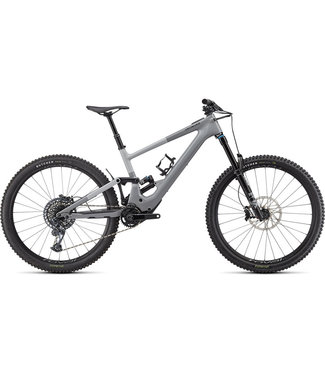 Specialized KENEVO SL EXPERT CARBON - Gloss Cool Grey / Carbon / Dove Grey / Black