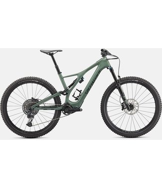 Specialized Turbo Levo SL Expert Carbon Gloss Sage/Forest Green
