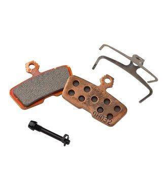 SRAM Sram Code Brake Pad Metal Bulk Pack - Single Pair
