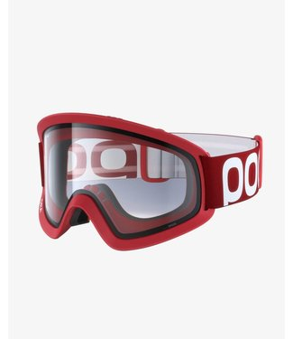 POC Ora Goggle Prismane Red Grey Lens