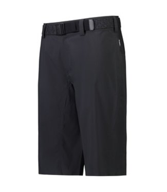 Mons Royale Mens Virage Bike Shorts Logo Black