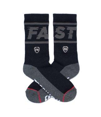 Fasthouse Bronson Socks Black/Grey