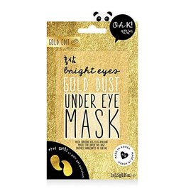 Oh! K Gold Dust Under Eye Mask