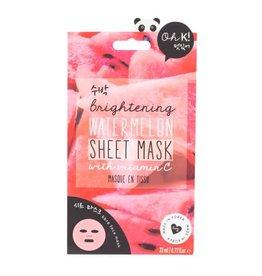 Oh! K Watermelon Sheet Mask