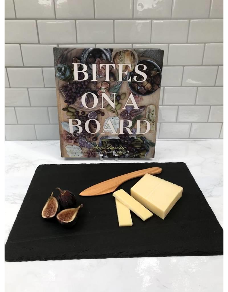 Exit9 Gift Emporium Slate with Bites on a Board