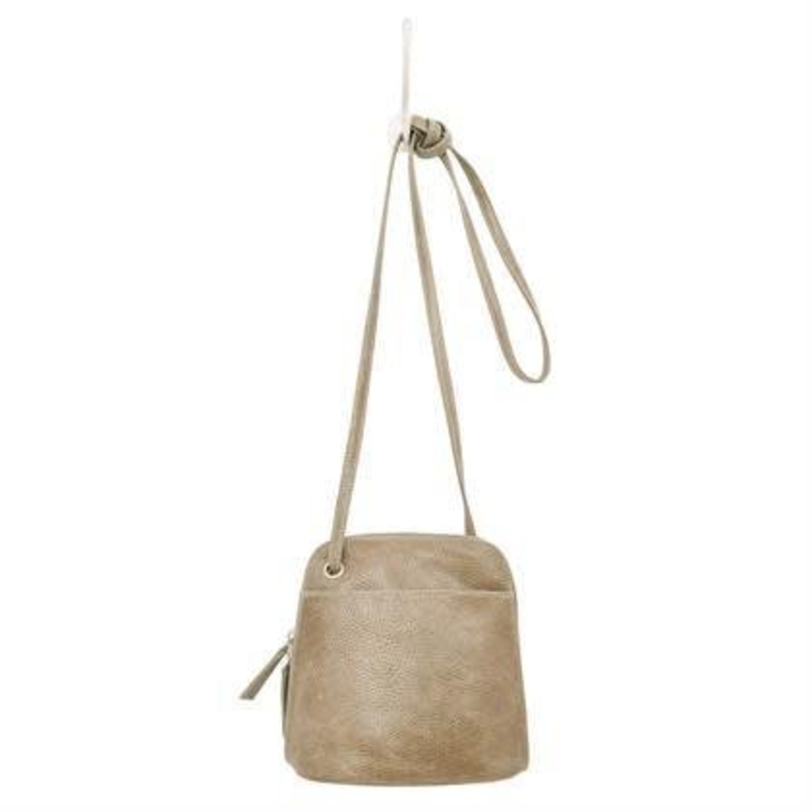 Latico Leathers Lilly Bag in  Steele