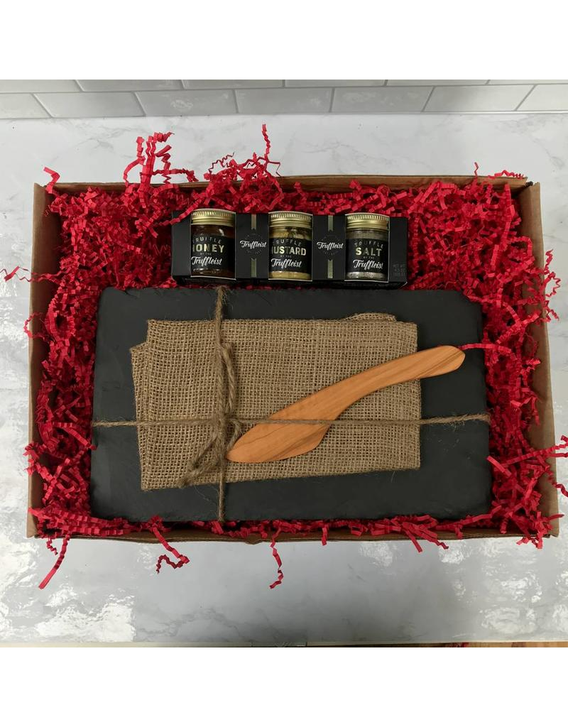 Exit9 Gift Emporium Truffle & Slate Gift Box  (Small)